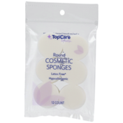TopCare Round Cosmetic Sponges