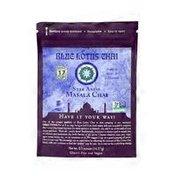 Blue Lotus Chai Star Anise Masala Chai