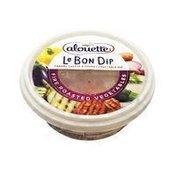 Alouette Dip, Le Bon, Fire Roasted Vegetables