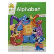 School Zone Alphabet Book