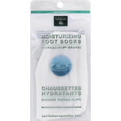 Earth Therapeutics Foot Socks, Moisturizing