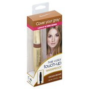 Cover Your Gray Hair Color Touch-Up, Waterproof, Medium Brown