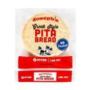 Joseph's Mediterranean Cuisine Greek Style Pita Bread