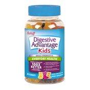 Digestive Advantage Kids Daily Probiotic Gummies - Survives Better than 50 Billion - Natural Fruit Flavors