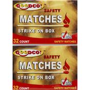 GoodCo Matches
