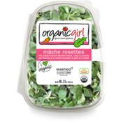 organicgirl Organic Mache Rosettes French Salad Mix