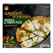 SB Signature Wood Fired Pizza Arugula & Tomato