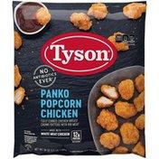 Tyson All Natural* Panko Breaded Popcorn Chicken, 3.5 lb. (Frozen)