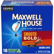 Maxwell House Smooth Bold Dark Roast K-Cup® Coffee Pods