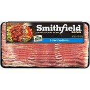 Smithfield Naturally Hickory Smoked Lower Sodium Bacon
