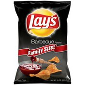 Lay's Barbecue Flavored Potato Chips