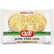 Birds Eye C&W Petite White Corn