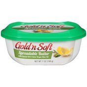 Gold 'n Soft With Canola Oil & Extra Virgin Olive Oil Spreadable Butter