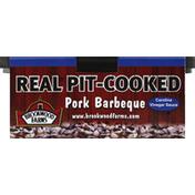Brookwood Farms Pork Barbeque, with Carolina Vinegar BBQ Sauce