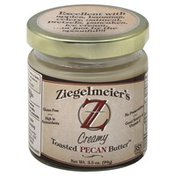 Ziegelmeier's Toasted Pecan Butter, Creamy