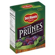 Del Monte Prunes, Pitted