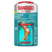 Band-Aid Brand Hydro Seal Bandages Blister Cushions Medium Extreme
