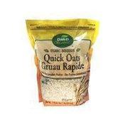 Dan-D Pak Organic Quick Oats