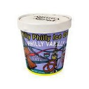 Chilly Philly Vanilla Ice Cream