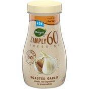 Simply Dressed Simply 60 Roasted Garlic Dressing