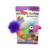 Petstages Big Mouth Bird Cat Toy