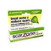 Scar Zone Acne Treatment & Scar Cream