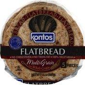 Kontos Whole Wheat Flatbread
