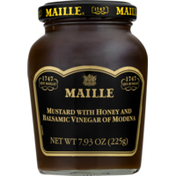 Maille Mustard With Honey And Balsamic Vinegar Of Modena
