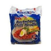 Ottogi Buckwheat Chili Noodle