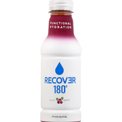 Recover 180 Beverage, Acai Berry