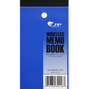 Cpp Memo Book, Wireless, 100 Sheets
