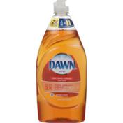 Dawn Ultra Dishwashing Liquid Antibacterial Orange Scent