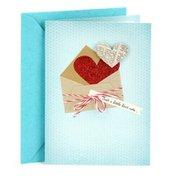 Hallmark Love Card #20: Love Note Greeting Card
