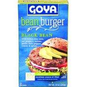 Goya Vegan Black Bean Burger, 4 Count
