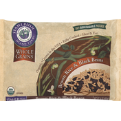 Stahlbush Island Farms Brown Rice & Black Beans