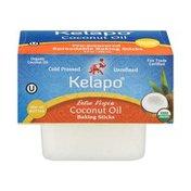Kelapo Coconut Oil Extra Virgin Baking Sticks