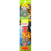 Firefly Toothbrush with Cap, Transformers, Soft