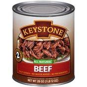 Keystone All Natural Beef
