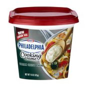 Kraft Philadelphia Italian Cheese & Herb Cooking Creme