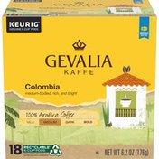 Gevalia Columbia Medium Roast K-Cup® Coffee Pods