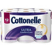 Cottonelle Ultra Comfort Care Big Rolls Toilet Paper