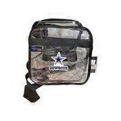 Little Earth Clear Dallas Cowboys Carryall Crossbody Bag