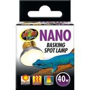 Zoo Med 40 Watts SL-40NE Nano Basking Spot Lamp