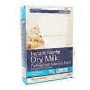 Signature Select Instant Nonfat Dry Milk