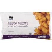 Food Lion Potato Puffs, Tasty Taters, Shredded, Bag