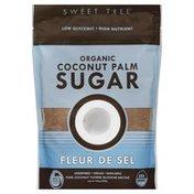 Sweet Tree Sugar, Coconut Palm, Fleur de Sel, Organic, Pouch