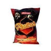 Jack N' Jill Piattos Roadhouse Barbecue Flavored Potato Crisps