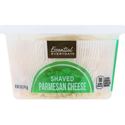 Essential Everyday Cheese, Parmesan, Shaved