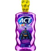 ACT Kids Anticavity Fluoride Rinse Fruit Punch