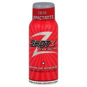 Shot Z Energy Drink, Sabor Fresa
